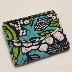 Vera Bradley Island Bloom ID/Card Holder